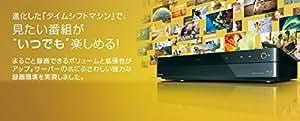 東芝 6TB 3チューナー ブルーレイレコーダー 全録 6チャンネル同時録画 タイムシフトマシン REGZA DBR-M590