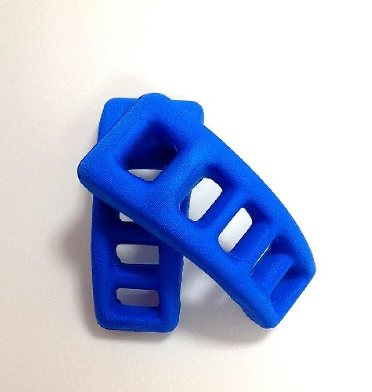 ハーネス割合慣らす足ゆび元気くん AG21 ブルー S ハード