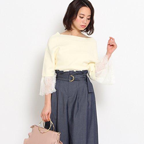 (クチュールブローチ) Couture Brooch 【WEB限定・80%OFF】ミラノリブニットプルオーバー 50812201 38(M) オフホワイト(003)