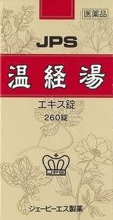 【第2類医薬品】JPS温経湯エキス錠J260錠...
