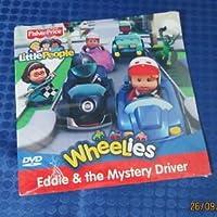 Wheelies DVD - Eddie & The Mystery Driver