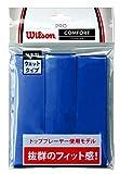Wilson(ウイルソン) Wilson(ウイルソン) テニス バドミントン グリップテープ PRO OVERGRIP (プロオーバーグリップ) ブルー 3個入り WRZ4020BL WRZ4020BL