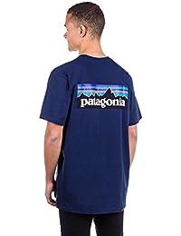 パタゴニア M's P-6 Logo Responsibili-Tee メンズ Tシャツ 半袖 2018 ty 39174 ClassicNavy(CNY) XSサイズ