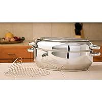 正確な熱12-element multi-baker / Roaster withワイヤラックRivetedハンドルDishwasher Safe