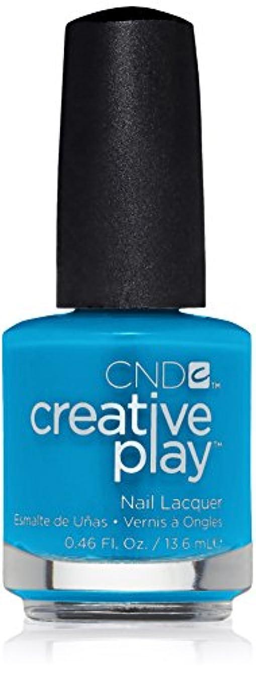 消費者コック強いますCND Creative Play Lacquer - Skinny Jeans - 0.46oz / 13.6ml