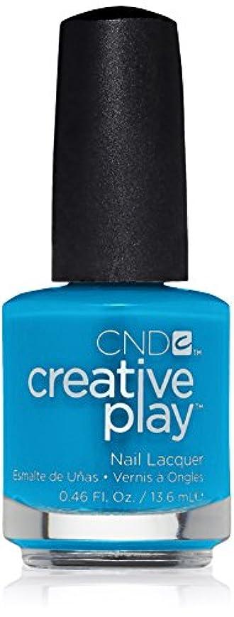 たくさんお世話になった後方にCND Creative Play Lacquer - Skinny Jeans - 0.46oz / 13.6ml
