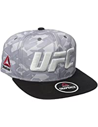 Reebok UFC SUBLIMATED FLAT BRIM SNAPBACK CAP キャップ(BW5654) [並行輸入品]