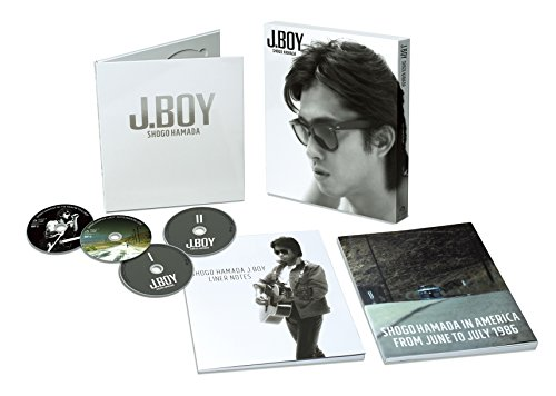 浜田省吾アルバム「J.BOY」から30年!?収録曲は?名曲一覧はこちらから!の画像