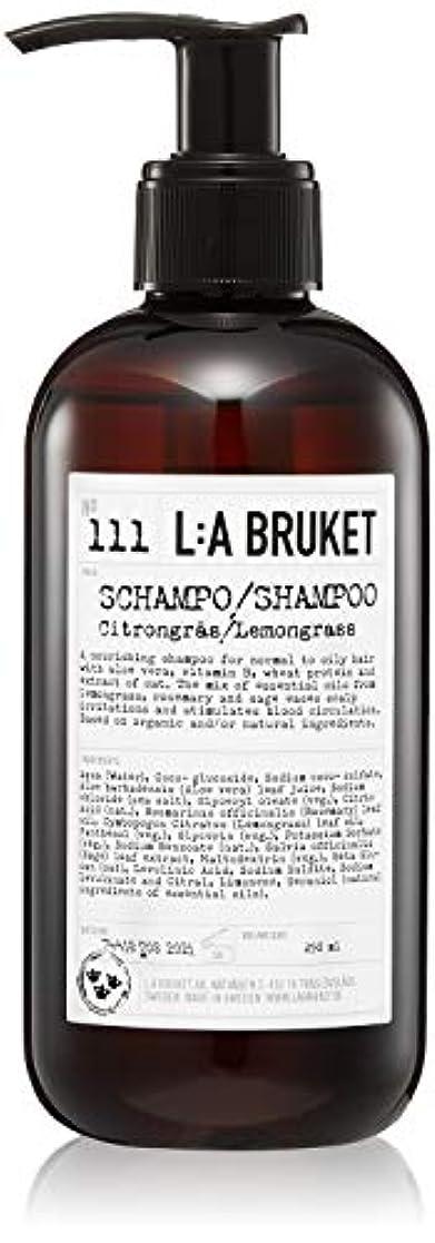 国民コピー聡明L:a Bruket (ラ ブルケット) シャンプー (レモングラス) 250ml