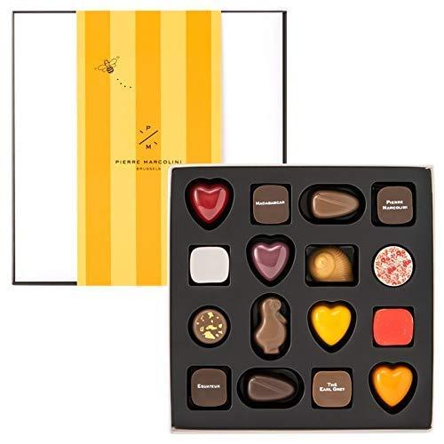 ピエールマルコリーニ 2019 PIERRE MARCOLINI バレンタインセレクション 16粒入り チョコレート バレンタイン バレンタインデー ホワイトデー 贈答 ギフト