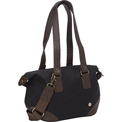 トーケン バッグ スーツケース Lafayette Waxed Duffle Bag Black [並行輸入品]