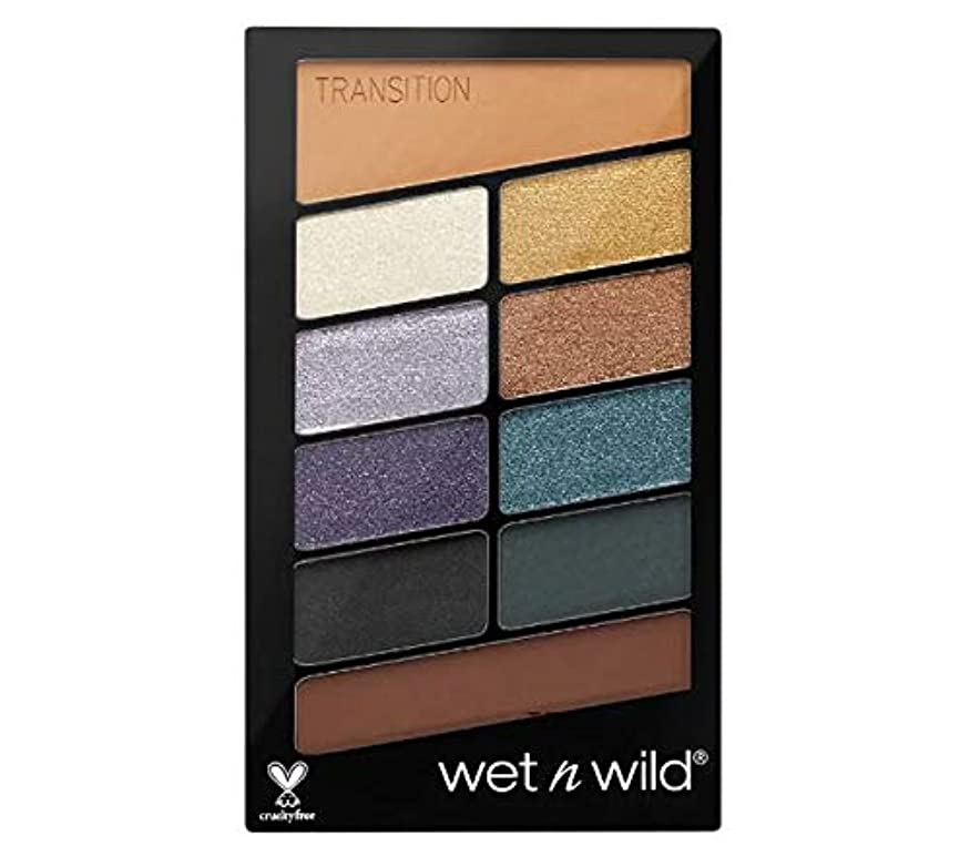 払い戻し最悪はさみWet N Wild Color Icon Eyeshadow 10 Pan Palette (Cosmic Collision) 海外直送 [並行輸入品]