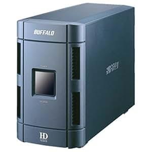 BUFFALO USB2.0対応 外付HDD TurboUSB機能搭載 1.0TB HD-WS1.0TU2
