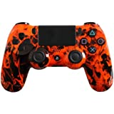 Evil Controllers 4iOFC Orange Fire Custom PlayStation 4 Controller