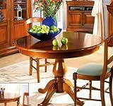 テーブル ダイニングテーブル33781 1本足 丸 BD TABLE