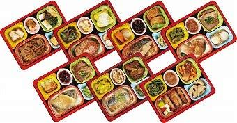 食宅便 冷凍おかず7食セット 低糖質セレクトB