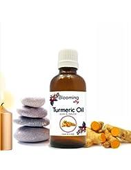 Turmeric Oil (Curcuma Longa) Essential Oil 15 ml or .50 Fl Oz by Blooming Alley