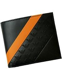 [アルマーニ] 財布 二つ折 (ミッドナイトブルー) エンポリオアルマーニ A-2467 [並行輸入品]