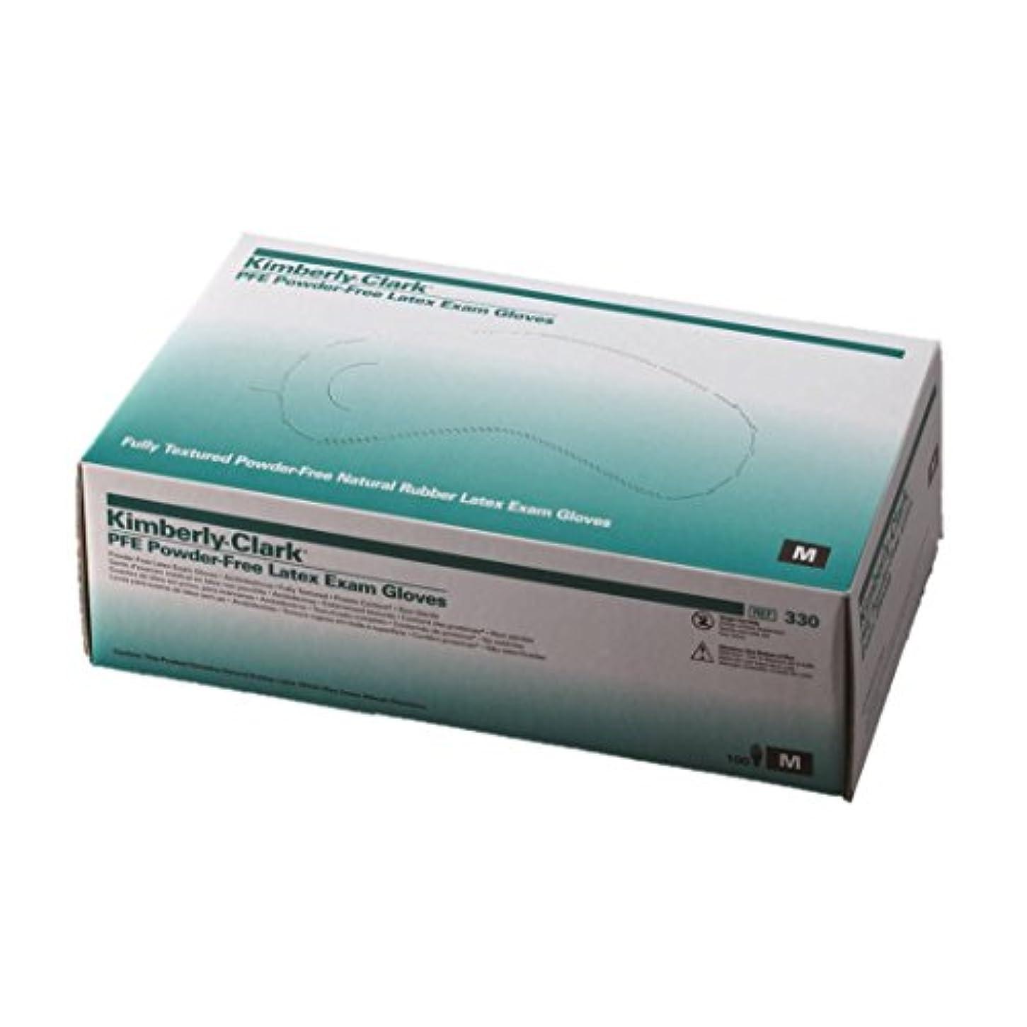 マージシート有害なラテックスグローブ(PFE) 10 箱