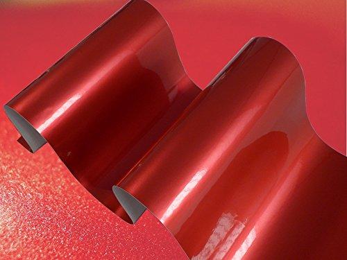 AUTOMAX izumi メタリックシート(A4)赤■幅3...