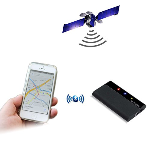 GNS2000 Plus GPS ロガー Receiver Bluetooth for iPod, iPhone, iPad and Android メーカー2年保証 GNS2000後継機