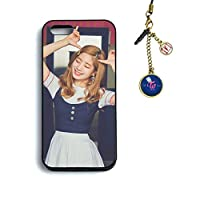 KPOP 韓流 TWICE 携帯電話ケース「SIGNAL」アルバム (IPHONE CASE) + ダストプラグ アクセサリ (iPhone 5/5s/se, E03)