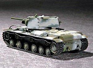 1/72 ソビエト軍 KV-1 重戦車 小型砲塔