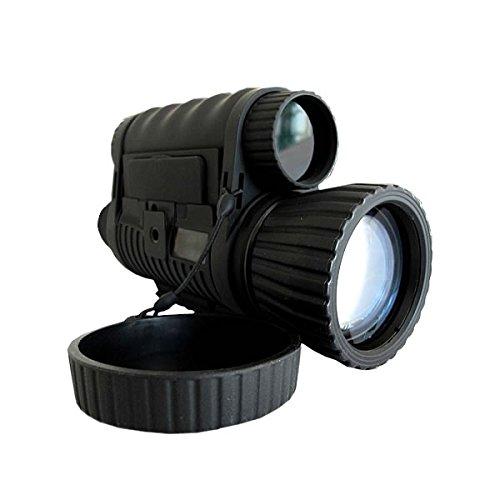 MIRAIS 第2.5世代 相当 高性能 ナイトスコープ 夜間調査 録画 撮影 MicroSD 防水 MR-LS650