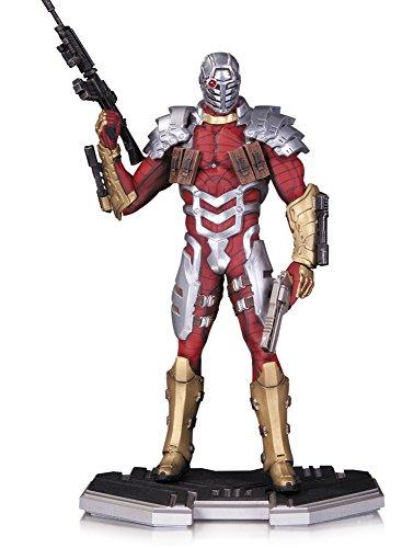 【アイコンズ】『DCコミックス』デッドショット 高さ約30センチ レジン製 塗装済み完成品フィギュア