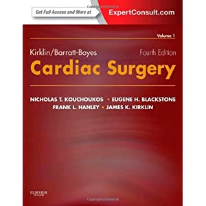 Kirklin/Barratt-Boyes Cardiac Surgery: Expert Consult - Online and Print (2-Volume Set), 4e (Expert Consult Online and Prin)