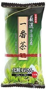 【まとめ買い】お茶・石けん 3個入 ×2セット