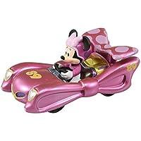 トミカ ディズニー ミッキーマウスとロードレーサーズ MRR-5 ピンク?サンダー ミニーマウス