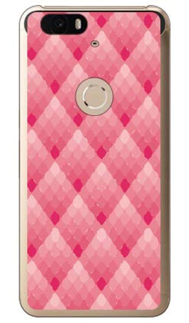 短くするマルクス主義者ドアミラー[Nexus 6P H1512/SoftBank専用] Coverfull スマートフォンケース Cf LTD パターン-24 (クリア) SHWN6P-PCNT-152-MND9