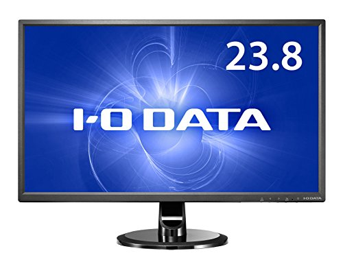 I-O DATA 23.8型ADS広視野角パネル 液晶(超解像機能/フルHD/HDMI/ちらつき無し/ブルーリダクション機能/オーバードライブ機能搭載) EX-LD2381DB