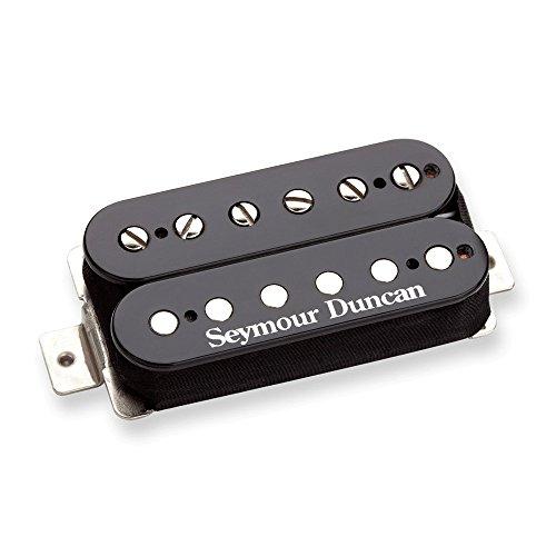 Seymour Duncan セイモアダンカン SH-4 JB Model エレキギター High Output Humbucker Pickup - Blk エレキギター エレクトリックギター (並行輸入)