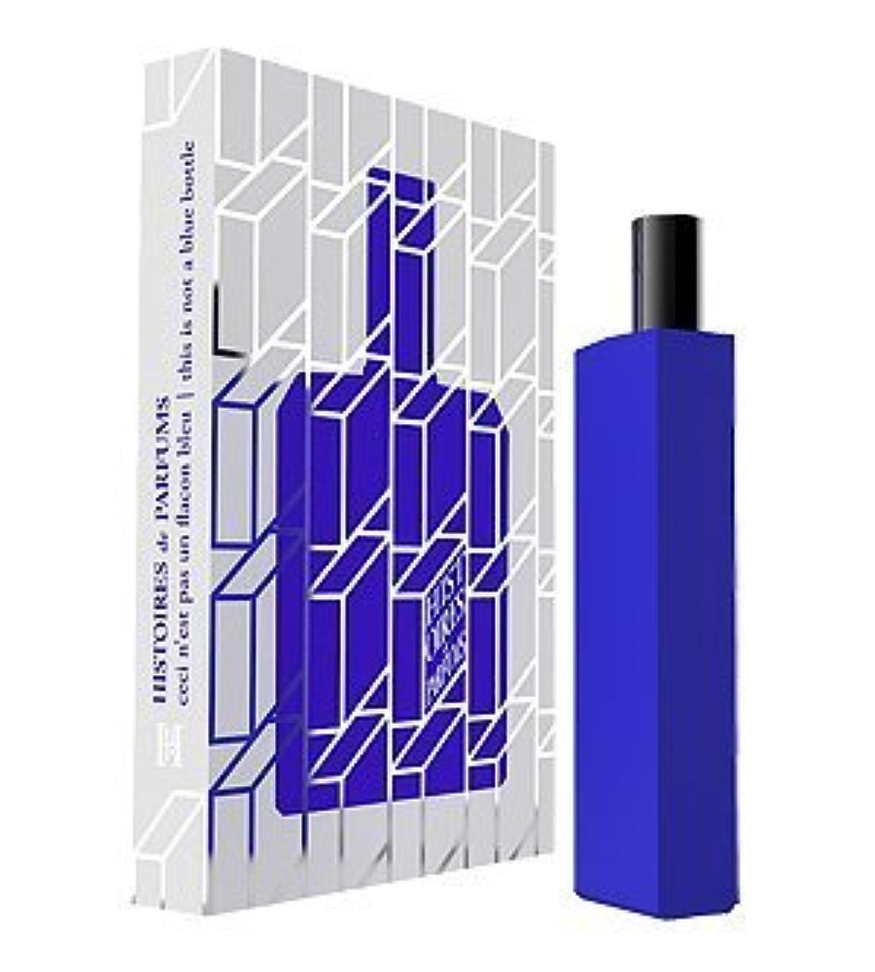 グレートオーク不十分な強打Histoires de Parfums This is not a Blue Bottle EDP 15ml(イストワール ドゥ パルファン ディス イズ ノット ア ブルー ボトル オードパルファン 15ml)[海外直送品] [並行輸入品]