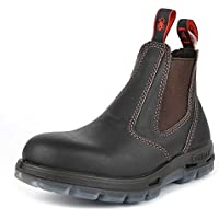 New REDBACK UBOK Bobcat Soft Toe Boot - DARK BROWN (AUS / US / EU Mens Sizing)