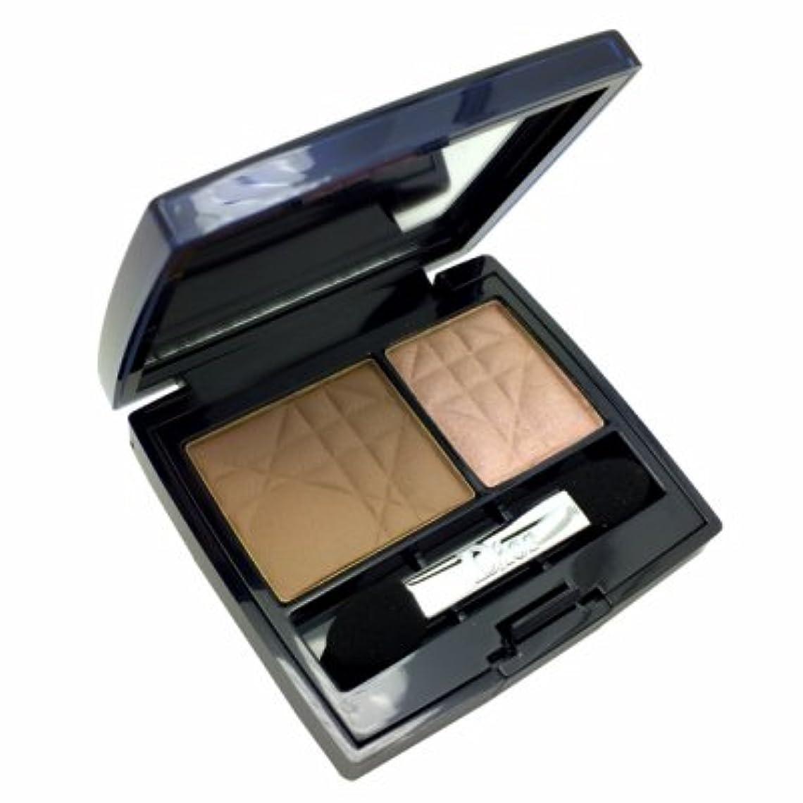 モスだらしない最初Dior 2 Couleurs Matte & Shiny Duo Eyeshadow 365 Nude Look(ディオール デュオ クルール マット&シャイン デュオ アイシャドウ 365 ヌード ルック)[海外直送品...
