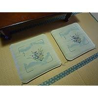 い草座布団5枚組 純国産日本製 55cm×55cm 風雲(ふううん)