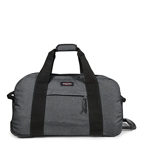 EASTPAK CONTAINER 65 LUGGAGE BAG (BLACK DENIM)
