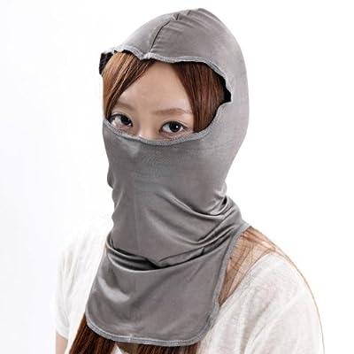 バラクラヴァ 電磁波シールドマスク << BC316 : 【電磁波防止】【電磁波 シールド】【電磁波 過敏症】【電磁波対策】 必需品!
