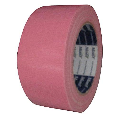 古藤工業 Monf No.890 カラー布粘着テープ ピーチ 厚0.22mm×幅50mm×長さ25m