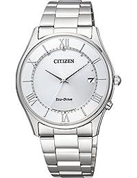 [シチズン]CITIZEN 腕時計 Citizen Collection シチズンコレクション シンプルアジャスト エコ・ドライブ電波時計 薄型 AS1060-54A メンズ