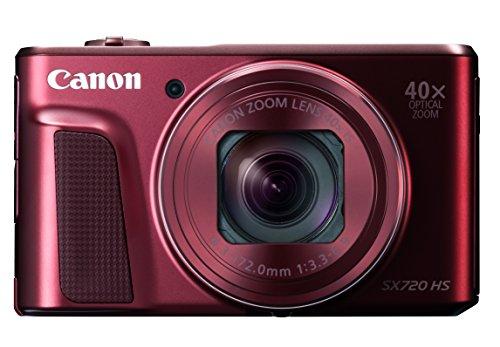 Canon デジタルカメラ PowerShot レッド
