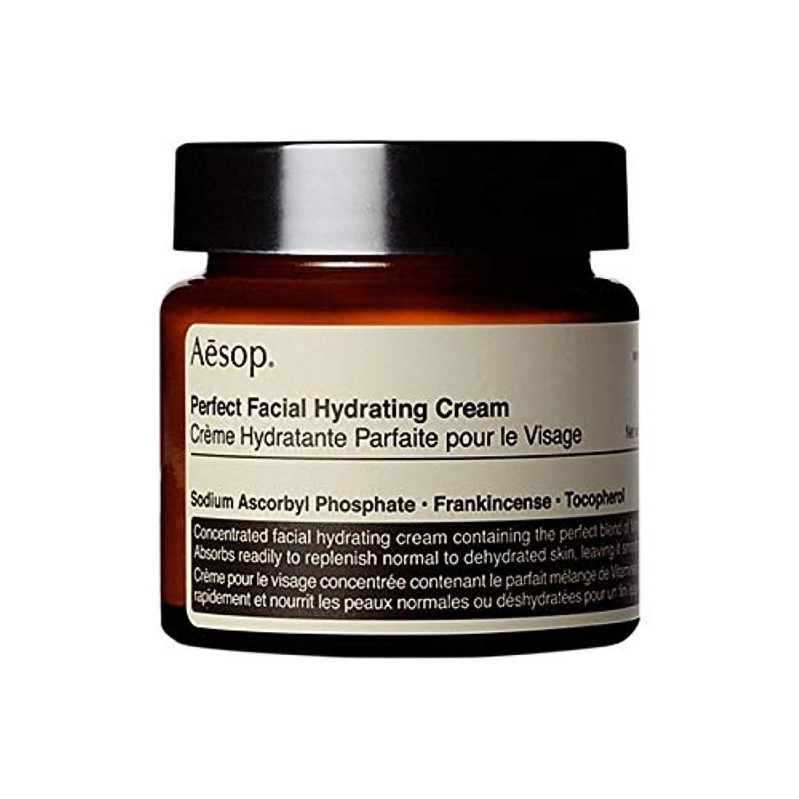 お客様罰履歴書[Aesop] イソップ完璧な顔の水和クリーム60ミリリットル - Aesop Perfect Facial Hydrating Cream 60ml [並行輸入品]