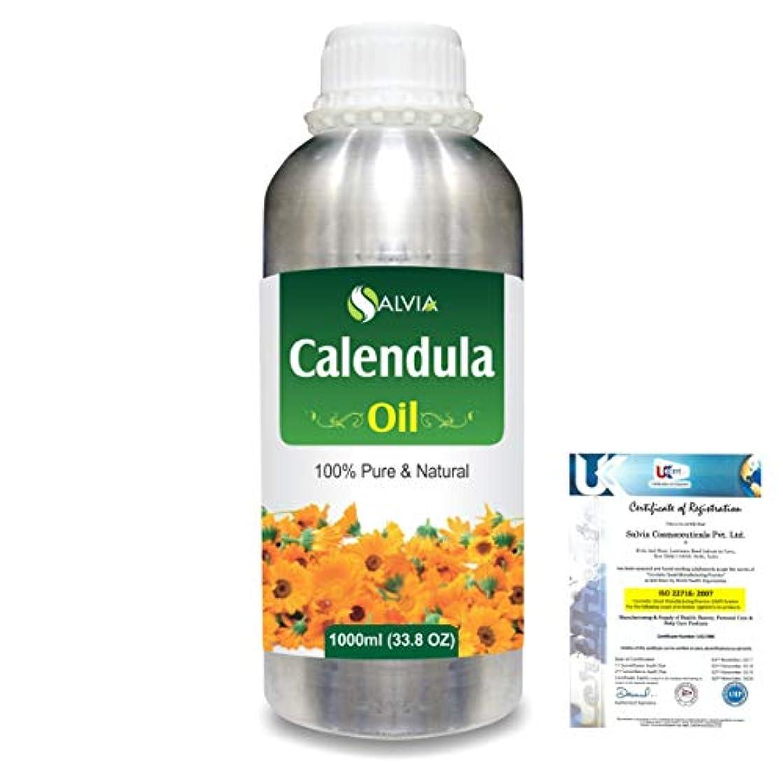 栄光の資源センターCalendula (Calendula officinalis) 100% Natural Pure Essential Oil 1000ml/33.8fl.oz.