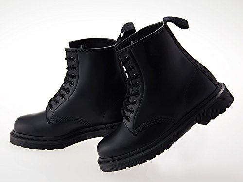 CORE 1460 MONO 8 EYELET BOOT Black 14353001