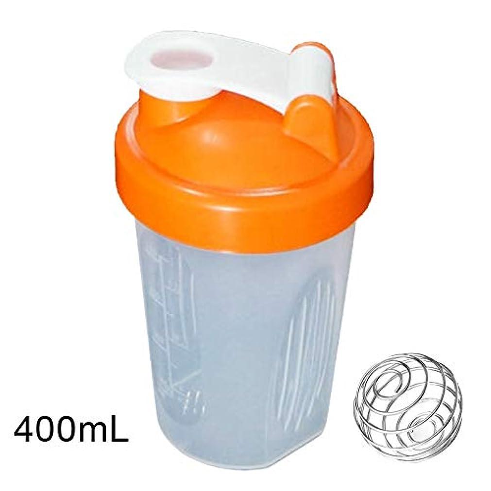 バンケット学者無しZaRoing ブレンダーボトル プロテインパウダー揺れ瓶 プロテインシェーカー 栄養補助瓶 400/600ml