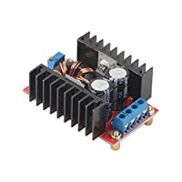 150W DC-DCブーストコンバーター10-32Vから12-35Vへの昇圧充電器電源モジュールマルチカラー