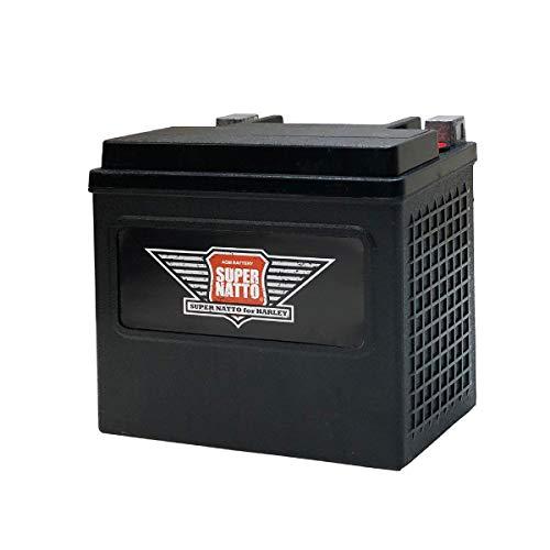 スーパーナット ハーレー専用AGMバッテリー 65948-00S■YTX14-BS 65948-00A 65948-00B 互換